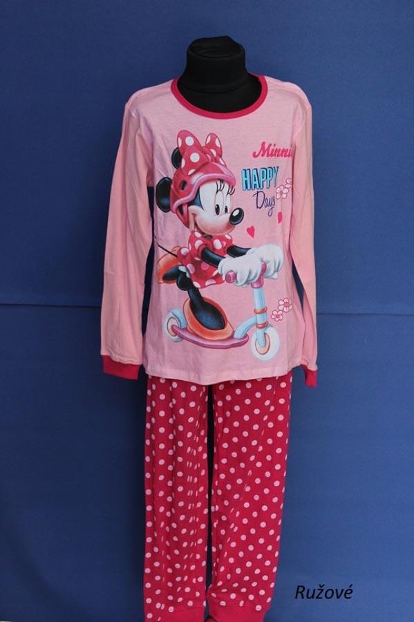 52611 Disney Dievčenské pyžamo Minnie  0e662e16649